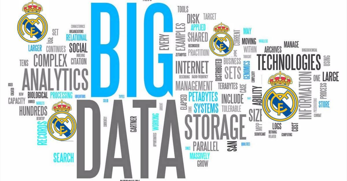 BIG DATA EN EL REAL MADRID- ENTRADA
