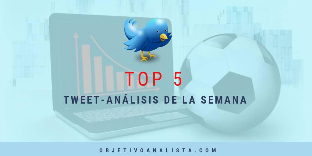 Tweets-Analisis de la semana