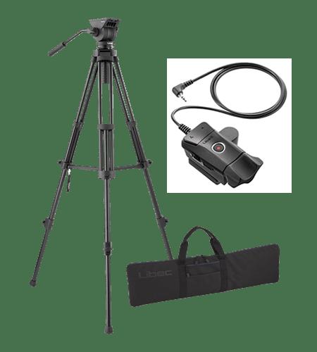 control remoto de tu cámara