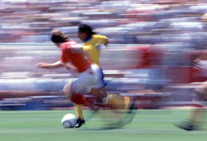 Efecto Blur Motion en el fútbol