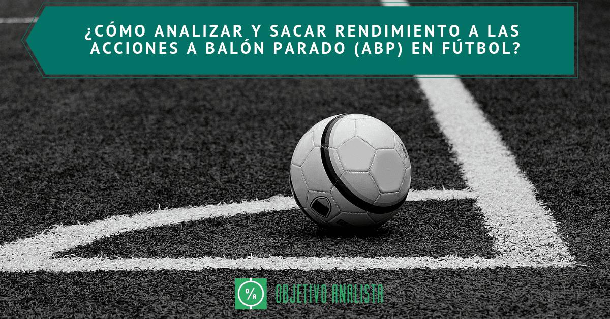 Analizar ABP futbol